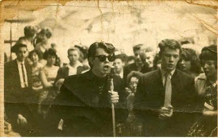 Huxley_1963_first_appearan