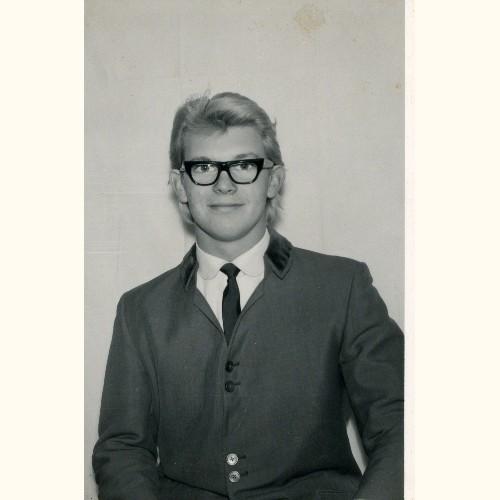 Robb Gayle Saxons 1965.